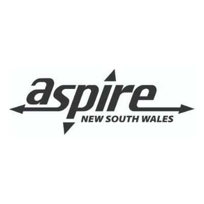 Aspire NSW logo