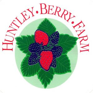 Huntley Berry Farm logo